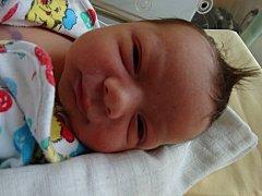 Honzík Kubáň se narodil 4. ledna v 8:40 mamince Michaele a tatínkovi Janovi. Po porodu U Mulačů vážil bráška sedmileté Terezky z Plzně 3300 gramů a měřil 49 cm