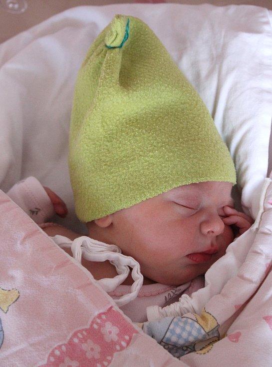 Kateřina Cihová se narodila 3. března ve 2:58 rodičům Markétě a Lubošovi z Karlových Varů. Po příchodu na svět v plzeňské FN na Lochotíně vážila sestřička Janinky (3,5) 3150 gramů a měřila 50 centimetrů.