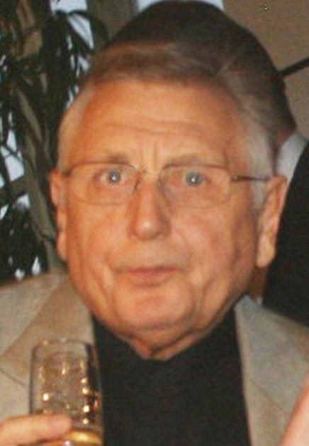 Jiří Menzel na archivní fotografii Evy Hubatové.