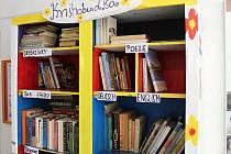 Knihobudka v Národopisném muzeu Plzeňska