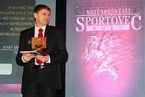 Cena Josefa Masopusta: Radomír Havel (fotbal, Nýřany, Viktoria Plzeň).