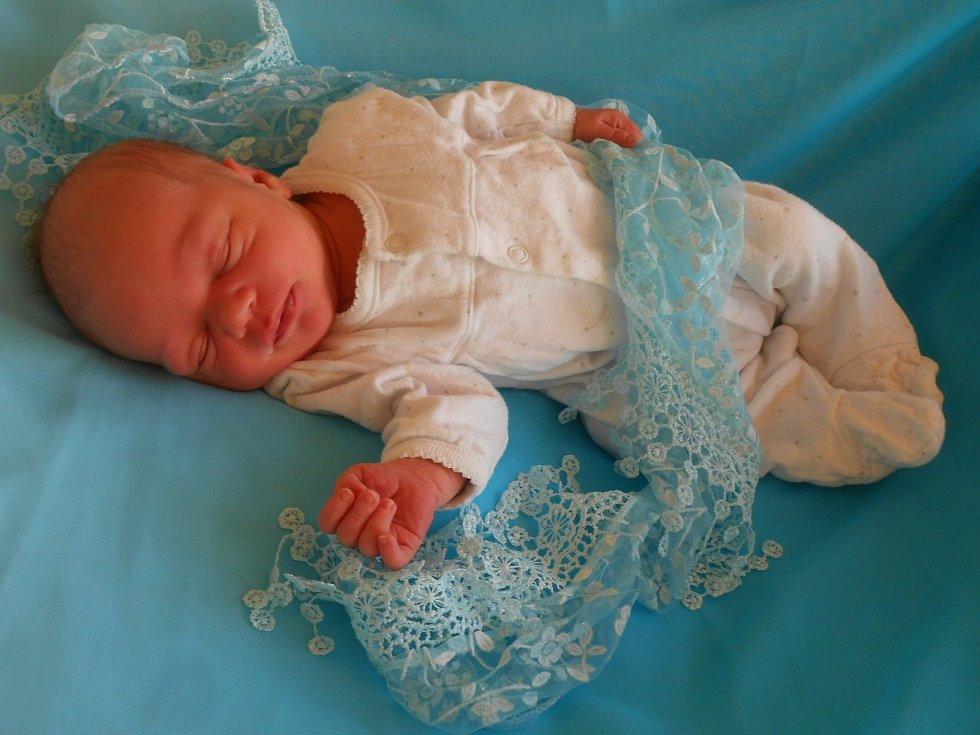 Dominik N. se narodil v Domažlické nemocnici 17. února 2021. Po příchodu na svět vážil 3150 gramů a měřil 50 centimetrů.