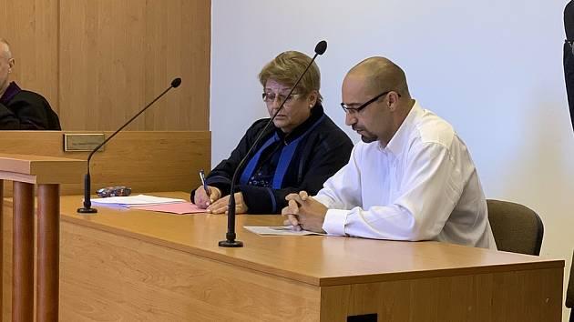 Před plzeňským krajským soudem stanul v úterý Jiří Kantor (31) ze Sokolovska.