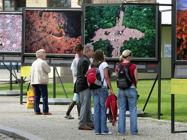 Výstava v Křižíkových sadech sobotou končí