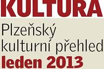 Kultuní přehled na leden 2013