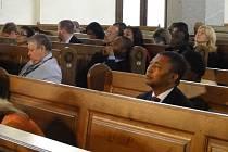 Fakulta právnická zorganizovala ve Velké synagoze dva diskusní panely na téma Náboženství a právní principy a Změny klimatu