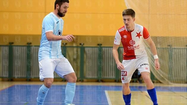 Interobal sahal po výhře, ale Slavia dvakrát skórovala při power-play