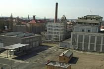 Brownfield - kasárna na Světovaru v Plzni
