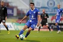 V české lize se Roman Polom naposledy představil v dresu Olomouce, na kontě má celkem 60 zápasů a tři góly.