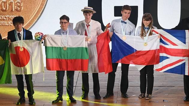 Miroslava Novoveská byla loni v Thajsku bronzová, letos získala v Bratislavě zlato