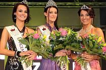 Vyhlášení Miss Plzeň 2010