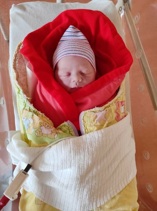 Alžběta Dražková z Čepic se narodila v klatovské porodnici 25. dubna v 7:58 hodin (51 cm, 3710 g) rodičům Nikole a Tomášovi. Tatínek byl u porodu a přestřihoval pupeční šňůru, pohlaví miminka věděli předem. Doma se na sestřičku těší tříletá Izabelka.