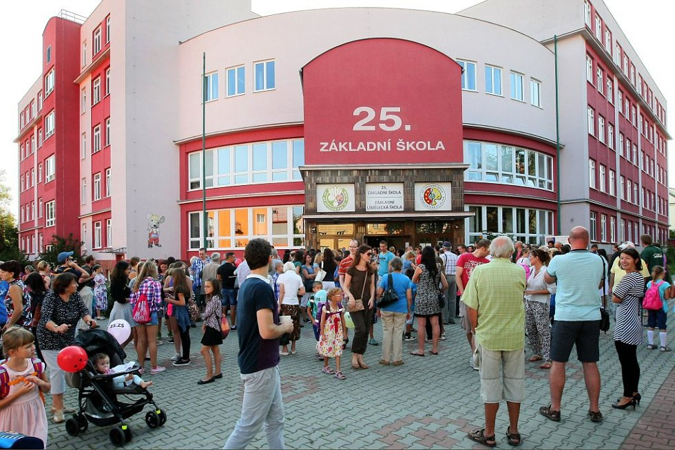 25. základní škola v Plzni