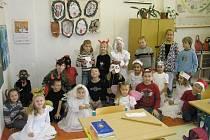 Čertí škola v ZŠ Blatnice