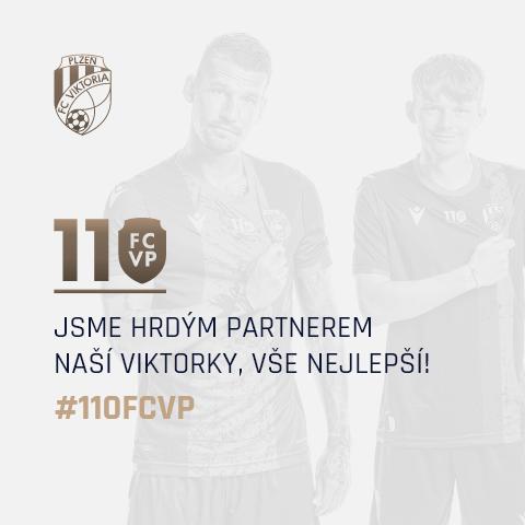 Fotbalisté FC Viktoria Plzeň slaví a Deník je rád, že může být utoho.