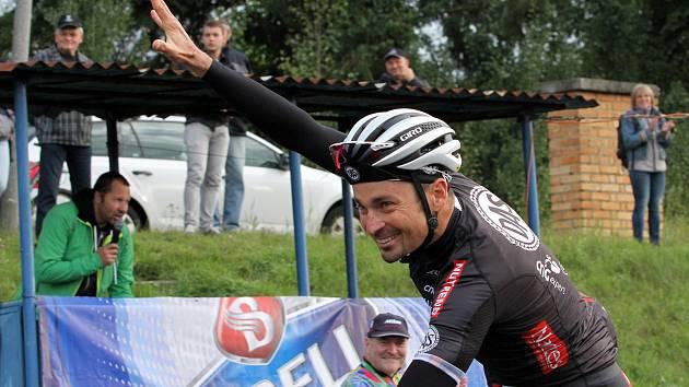Účast v Grand Prix Duratec v Plzni potvrdil i úspěšný paralympionik  Jiří Ježek (na snímku).