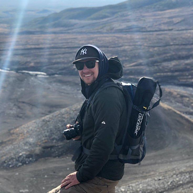 Tomáš Vaňourek projede Afriku a severní a jižní Ameriku.