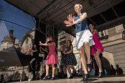 Plzeňský festival stepu