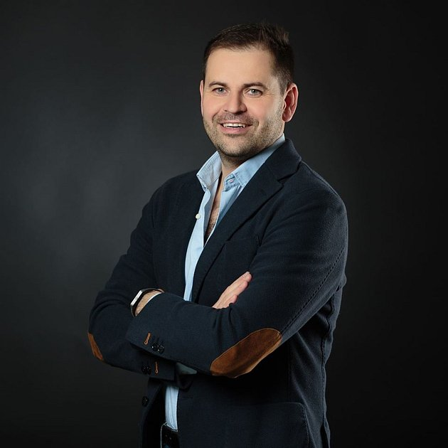Luboš Kastner, spolumajitel sítě restaurací Hospodska.