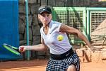 Finále mezinárodního tenisového turnaje juniorů a juniorek.