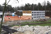 Sportovní areál Na Prokopávce v Plzni Bolevci prochází kompletní rekonstrukcí.