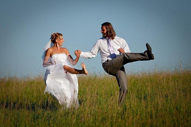 č. 57: Markéta a Luděk Pivodovi, Sušice (Svatba: 8. září 2012)