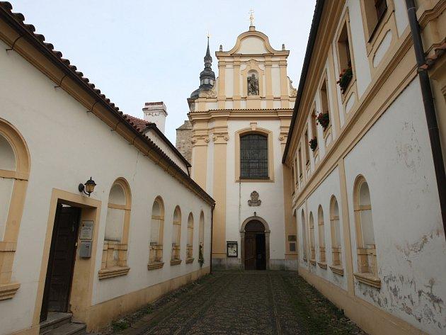 Chrám Nanebevzetí Panny Marie ve Františkánské ulici  snad bude dalším bezbariérovým kostelem v Plzni