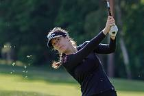 NÁVRAT DO ČESKA. Golfistka Sandra Galová se představí po čtrnácti letech na golfovém turnaji v zemi svých rodičů.