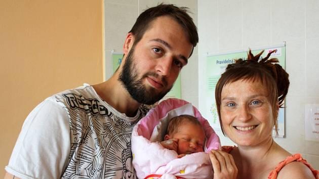 Barbora Bultasová (3,13 kg, 50 cm) se narodila 22. května v 15:50 v porodnici v Rokycanech.  Z jejího příchodu na svět se radují maminka Gabriela a tatínek Lukáš z Plzně. Doma se na sestřičku těšila sedmiletá Sára