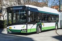 Plzeňské dopravní podniky představily nové trolejbusy