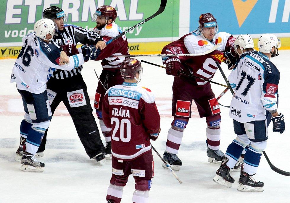 HC Sparta Praha - HC Škoda Plzeň