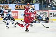 HC Škoda Plzeň – HC Oceláři Třinec