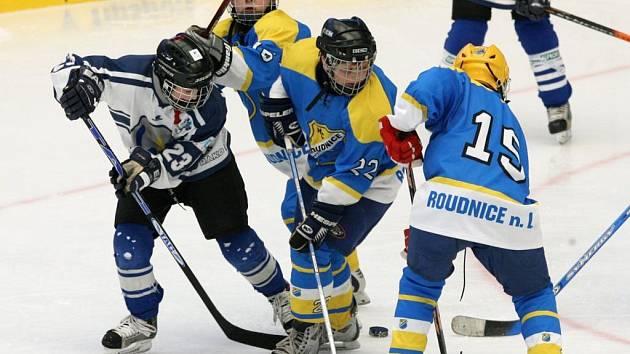 Druhý ročník mezinárodního hokejového turnaje žáků Lekov Cup pokračoval v sobotu v Plzni a Třemošné druhým dnem