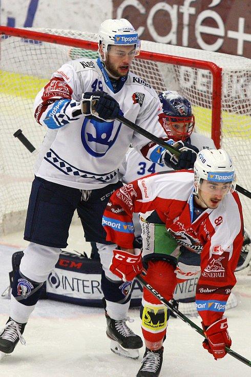 HC Škoda Plzeň x HC Dynamo Pardubice