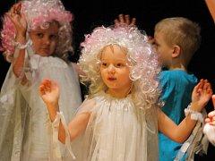 Severoplzeňská přehlídka mateřských škol Kralovická mateřinka 2016