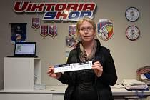 Ve viktoriánském fanshopu jsou k dostání lístky na ligové zápasy