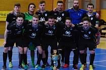 Futsalisté vyhráli víkendový mezinárodní turnaj Generali cup ve Vsetíně.