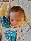 Daniel Slíž se narodil 25. ledna ve 12:35 mamince Kristýně a tatínkovi Danielovi z Volduch. Po příchodu na svět v plzeňské FN vážil jejich prvorozený synek 3820 gramů a měřil 51 centimetrů.