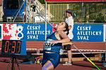 Atletický mítink Atleti spolu! v Plzni na Skvrňanech.