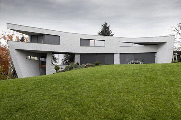 Dům Kriegerbeck na kraji Černic