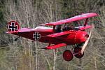Den ve vzduchu nabídl největší leteckou show na západě Čech.