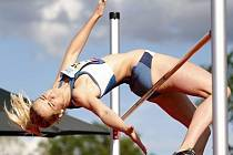 Výškařka Denisa Majerová vyhrála kvalifikaci