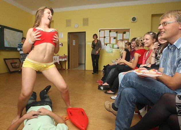 Evropský den jazyků na Sportovním gymnáziu v Plzni