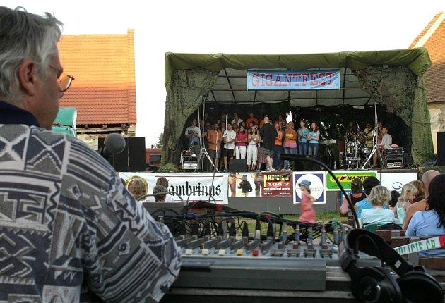 Snímek z předchozího ročníku Gigantfestu
