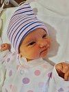 Markéta Hodlová se narodila 26. prosince v10:39 mamince Mirce a tatínkovi Jiřímu zPlzně. Po příchodu na svět vplzeňské FN vážila jejich prvorozená dcerka 3250 gramů a měřil 51 centimetrů.