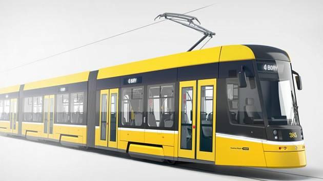 Zatímco Plzeňské městské dopravní podniky vypsaly výběrové řízení na nové velkokapacitní tramvaje, které by měly přijít do jejich služeb od roku 2024, už letos jejich vozový park obohatí první dvě tramvaje Škoda 40 T z řady ForCitySmart.