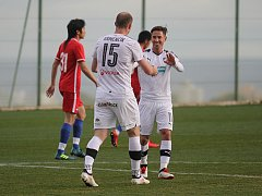Viktoria Plzeň - Kuej-čou Cheng-feng 2:1