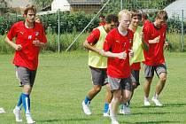 Rezerva Viktorie Plzeň zahájila v úterý přípravu na novou sezonu