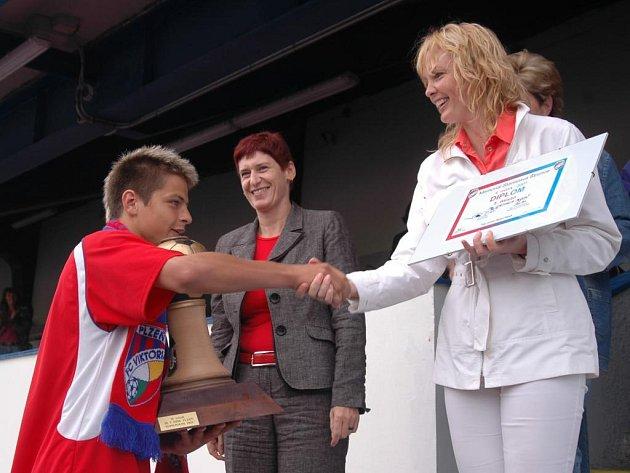 Minulý ročník memoriálu vyhráli mladíci Viktorie. Podaří se jim obhájit titul i letos?