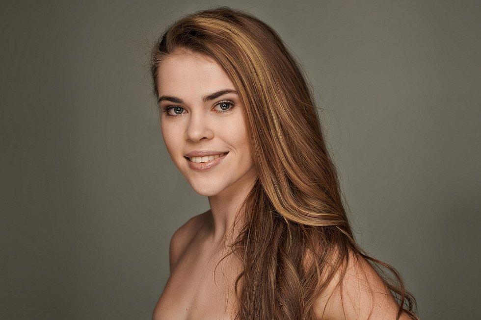Semifinalistka č. 10 Barbora Kolmanová